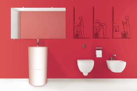 Ecocubo, un lavabo que recicla agua
