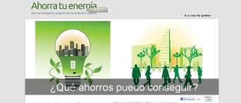 Ahorratuenergia.es, una aplicación web sencilla y gratuita para propietarios , Comunidades y administradores.