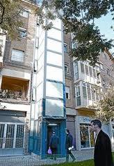 ascensor fachada