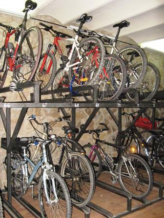 comunidades de propietarios aparcamiento de bicicletas